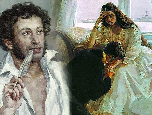 Образ Владимира Ленского и образ автора в романе А.С. Пушкина «Евгений Онегин»