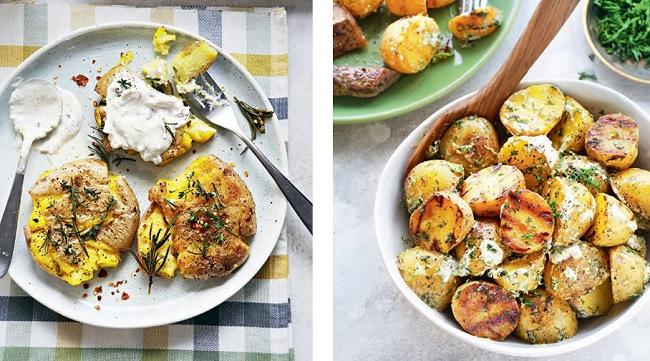 Молодой картофель рецепты приготовления